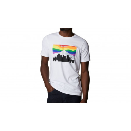 """Tee-shirt Sun Trek™ """"White..."""