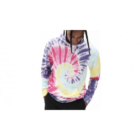 """Sweatshirt à capuche NEW AGE Spirale """"Multicolore"""""""