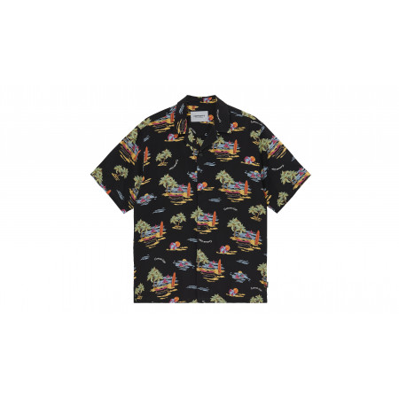 "S/S Shirt ""Beach Print /..."