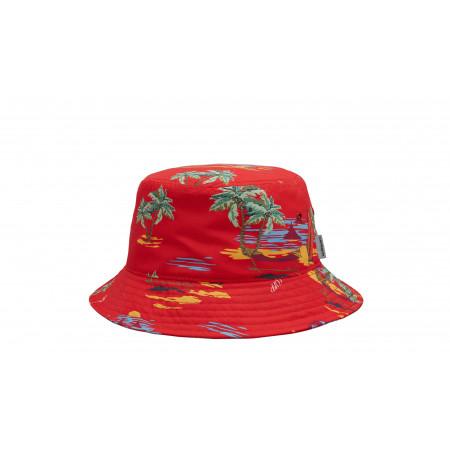 "Bucket Hat Bob ""Beach Print..."