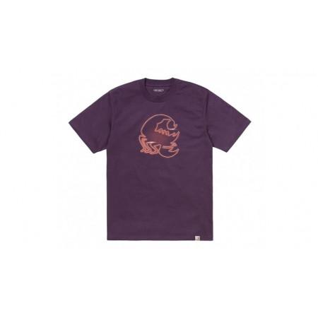 Neon Scorpion Tee-Shirt...