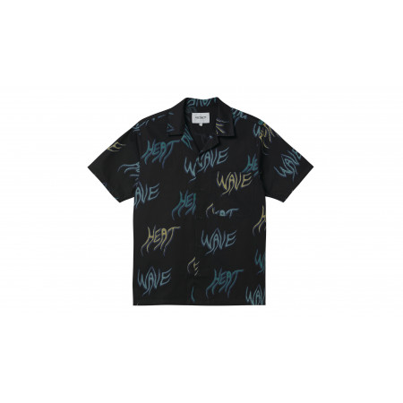 "S/S Shirt ""Heat Waves Print..."