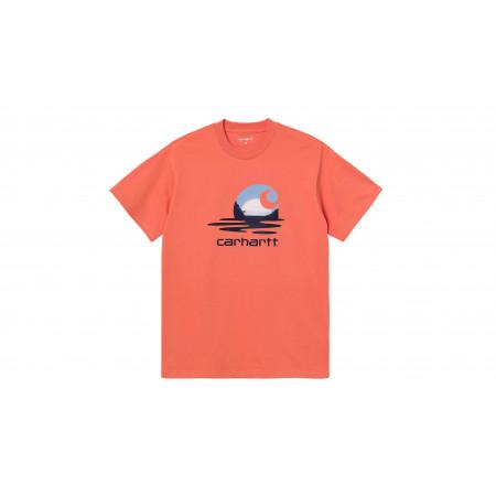 "Lagoon C Tee-Shirt ""Shrimp"""