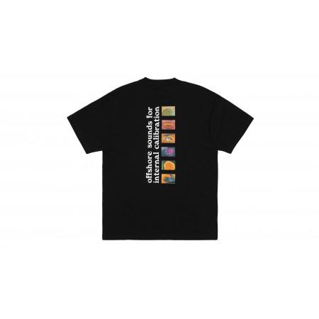 "Calibrate Tee-Shirt ""Black"""