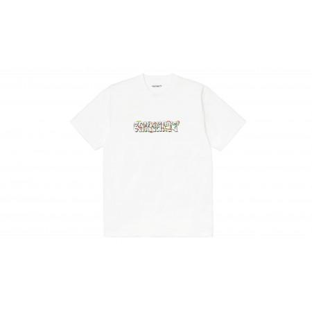 "Transmission Tee-Shirt ""White"""