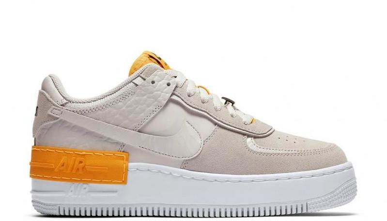 Sneakers NIKE AIR FORCE 1 SHADOW grises CU3446-001 ǀVESTIAIRESTORE ...
