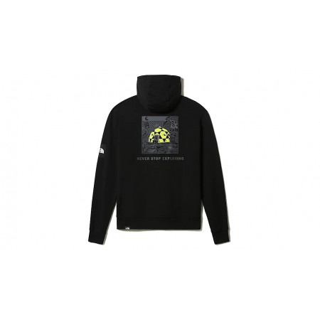 Sweatshirt Black Box Metro...