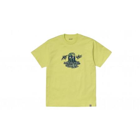 "Heat Wave Tee-Shirt ""Limeade"""