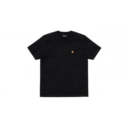 "Chase Tee-Shirt ""Black / Gold"""
