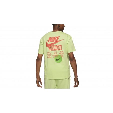 "NSW World Tour 2 Oversize Tee-Shirt ""LIQUID LIME"""