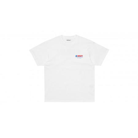 """S/S Software Tee-Shirt """"White"""""""