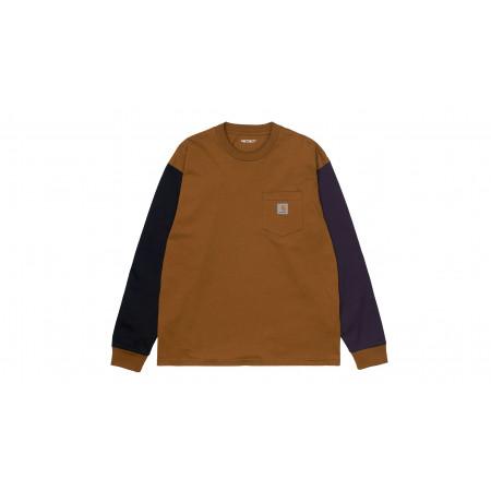 L/S Triple Pocket Tee-Shirt...