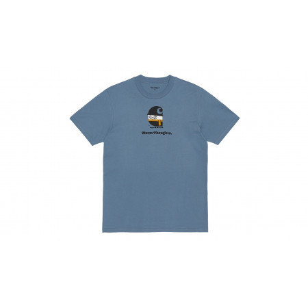 S/S Warm Thoughts Tee-Shirt...