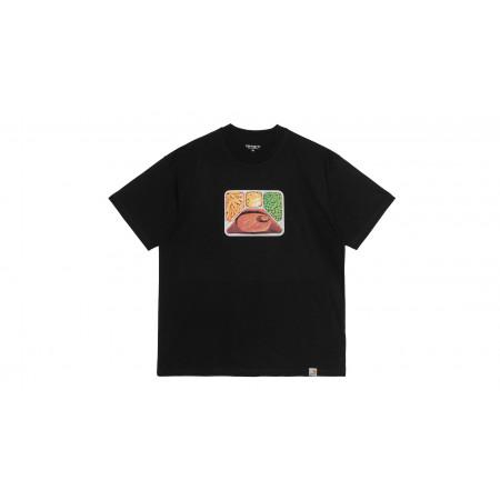 "S/S Meatloaf Tee-Shirt ""Black"""