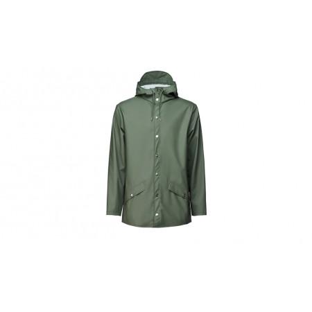 "Rains® Jacket ""Olive"""