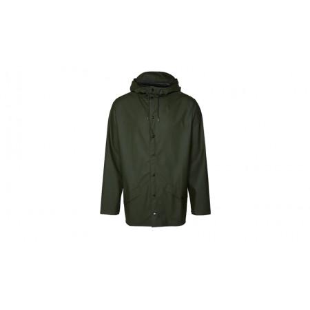 """Rains® Jacket """"Green"""""""