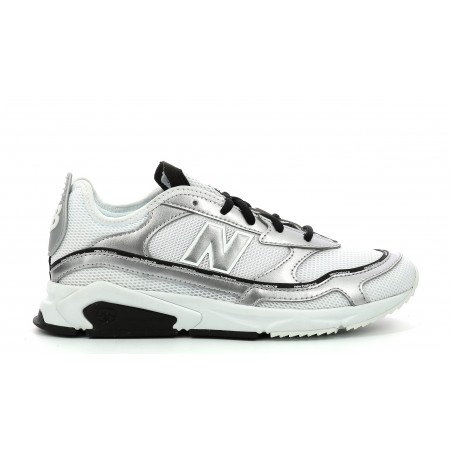 "X-RACER ""White / Silver"""