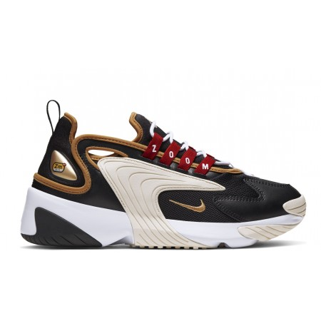 "ZOOM 2K ""Black / Gold"""