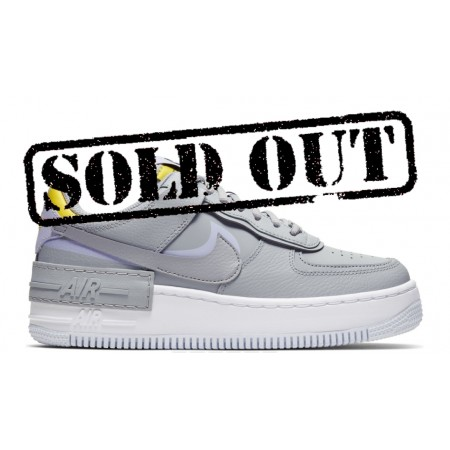 "AIR FORCE 1 SHADOW ""Grey"""