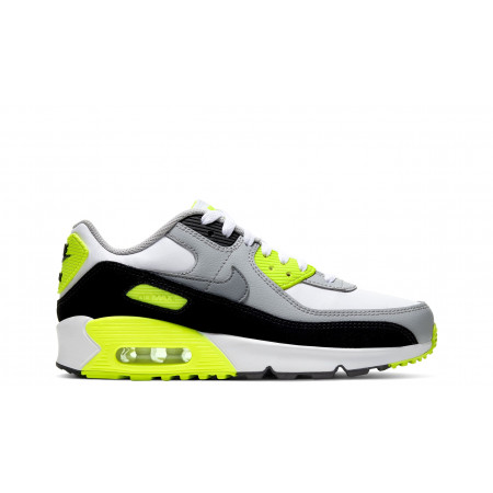 "AIR MAX 90 LTR (GS) ""Volt"""