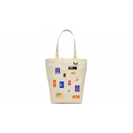 """HERITAGE TOTE BAG """"Just Do It"""""""