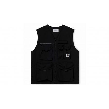 "Gilet Hayes Vest ""Noir"""