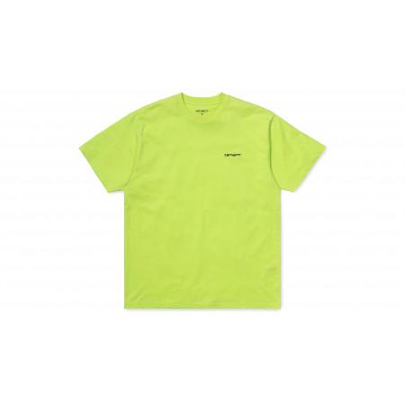 "Tee-Shirt Script ""Lime"""