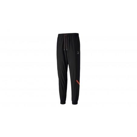"""Pantalon Tailored for Sport """"Noir / Orange"""""""