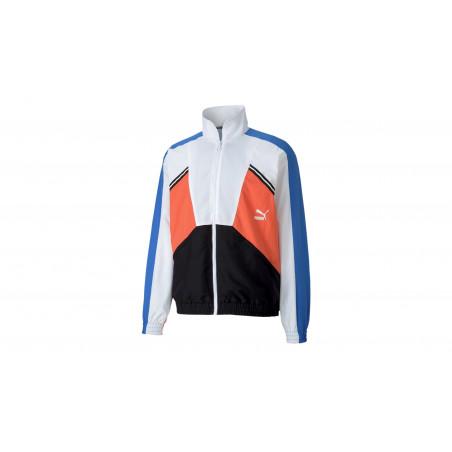 """Veste Tailored for Sport """"Blanc / Bleu"""""""