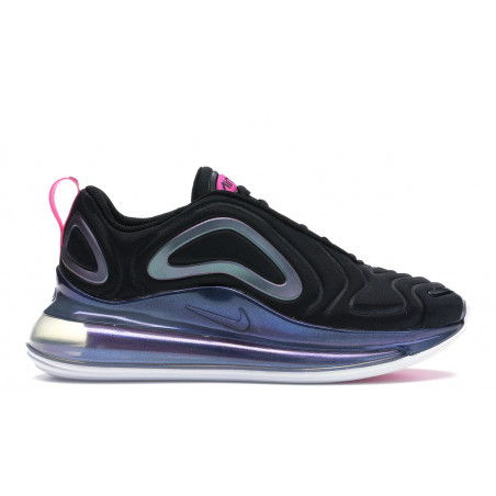 "AIR MAX 720 SE ""Black / Laser Fushia"""