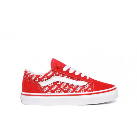 "OLD SKOOL Repeat Kids ""Red..."