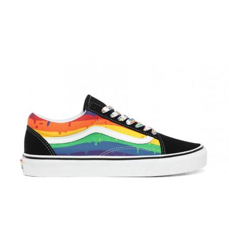 """OLD SKOOL """"Rainbow Drip"""""""