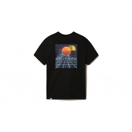 Tee-shirt throwback TNF...