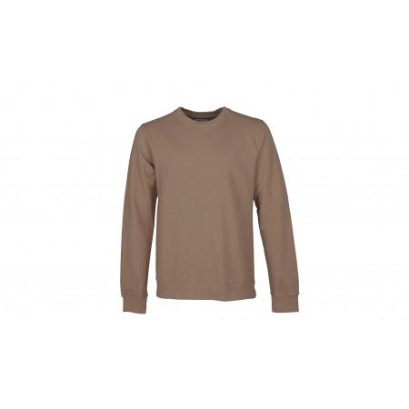 Sweatshirt Col Rond Coton...