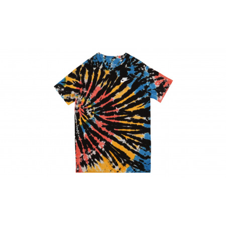 "Tee-shirt Tie & Dye ""Black..."