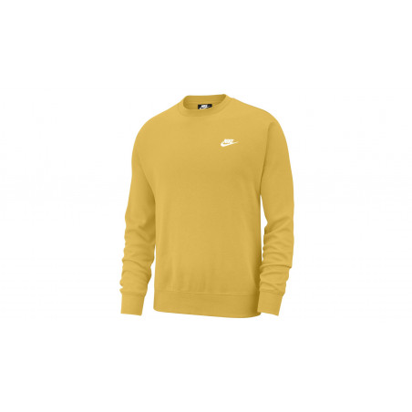 "Sweatshirt Crew Club Fleece ""SOLAR FLARE"""
