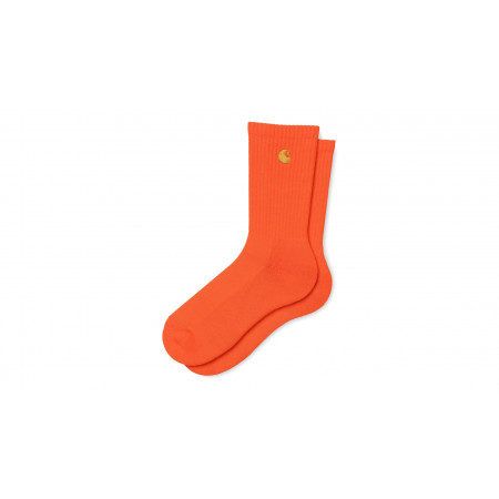 "Chase Socks ""Safety Orange..."