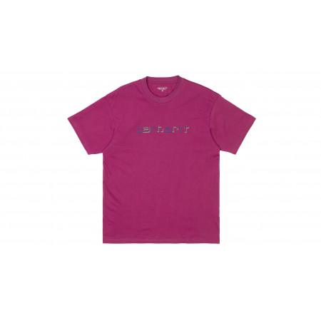 S/S Shadow Script T-Shirt...