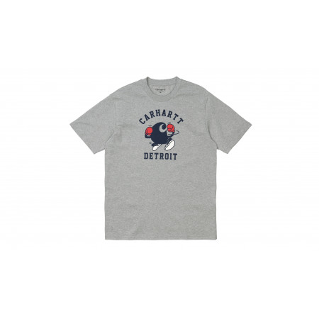 "S/S Boxing C T-shirt ""Grey..."