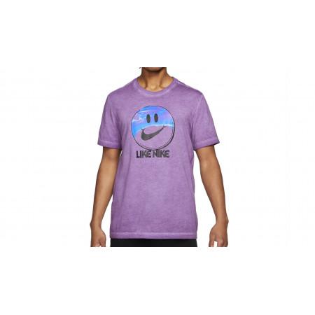 Tee-shirt NIKE Smile T&D...