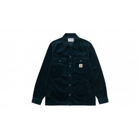 """Dixon Shirt Jacket """"Deep..."""