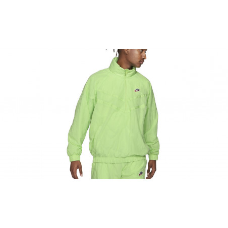 """Blouson enfilable à capuche NSW Heritage Windrunner """"Key Lime"""""""