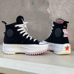Converse Run Star Hike Hi «Black / Vintage White» —————————————————————————— Disponible @vestiairestore Metz / Nancy & sur  www.vestiairestore.com —————————————————————————— Du 36 au 40   110€  —————————————————————————— • 5/7 Rue de Ladoucette 57000 METZ • 30 Rue Gambetta 54000 NANCY  Lundi  14h-19h Mardi à Vendredi  10h30-12h30  14h-19h Samedi  10h30-19h ——————————————————————————