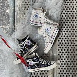 Converse Chuck Taylor All Star '70 High Top 🎨« Archive Paint Splatter Black » «& «Archive Paint Splatter White» —————————————————————————— Disponible @vestiairestore Metz / Nancy & sur  www.vestiairestore.com —————————————————————————— Du 36 au 44 | 90€ |—————————————————————————— • 5/7 Rue de Ladoucette 57000 METZ • 30 Rue Gambetta 54000 NANCY  Lundi  14h-19h Mardi à Vendredi  10h30-12h30  14h-19h Samedi  10h30-19h ——————————————————————————