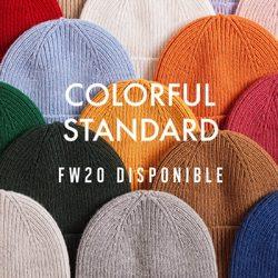 Le Vestiaire aime les couleurs et la simplicité.  Il n'y a rien de mieux qu'un t-shirt ou un sweat à capuche parfaitement ajusté, durable et développé à partir de coton biologique de la plus haute qualité.  Nous ne nous soucions pas non plus des saisons ou des tendances. Nous sommes plutôt des classiques intemporels qui ne deviendront probablement jamais obsolètes.  Les pièces COLORFUL STANDARD sont là pour le long terme.  Elles sont durables, colorées et simples.  Elles sont fabriquées à 100% de coton biologique, ce qui signifie du coton cultivé sans graines génétiquement modifiées. Et en plus de cela, elles sont fabriquées par des personnes assidues qui sont traitées comme des humains. Cela signifie des salaires équitables, aucune discrimination et un emploi librement choisi. #vestiairestore #colorfulstandard